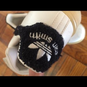 RARE VNT ADIDAS STAN SMITH Sneakers 8 ADORABLE LUX